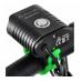SUN STORM II -  LED fietslamp van top Duitse kwaliteit (2000 lumen)