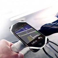 FINN - telefoonhouder voor op je stuur voor bijna elke mobiele telefoon