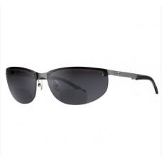 Nieuw: NV1 Dual bifocale bril met smoke glazen en rvs frame, erg mooi en erg licht.  (leesgedeelte op sterkte) AANBIEDING