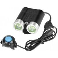 NOG 2 beschikbaar: Stella Aqua - de eerste LED Fiets lamp met waterkoeling!  zeer felle lamp! Regelbaar